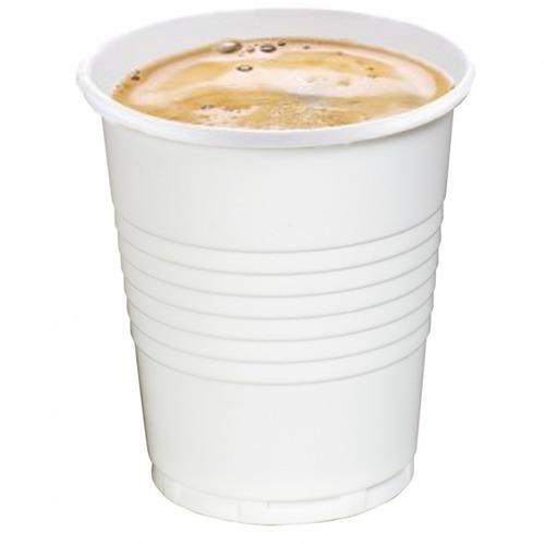 vasos plasticos 180cc descart. para dispenser 180cc x 500un