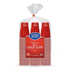 Vasos Plasticos Berkley Jensen Premium 18 Oz 240 Cold Cups