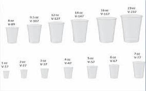 vasos plasticos desechables del v-17 al v-227 chacao (leer)