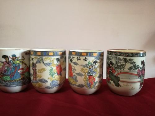 vasos porcelana china