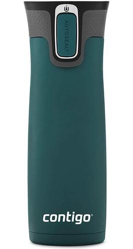vasos termo contigo termico west loop 20 oz / 591 ml verde