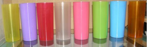 vasos trago largo - pp - personalizados x 80 unidades