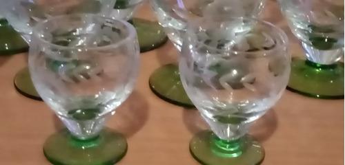 vasos yungay 20 distintos tamañosmuy antiguos