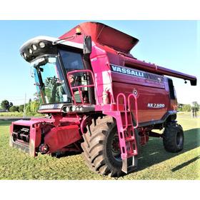 Vassalli 7500 - 2010 -cummnis 350 Hp-plat 35 Pies 2800 Hs Ro
