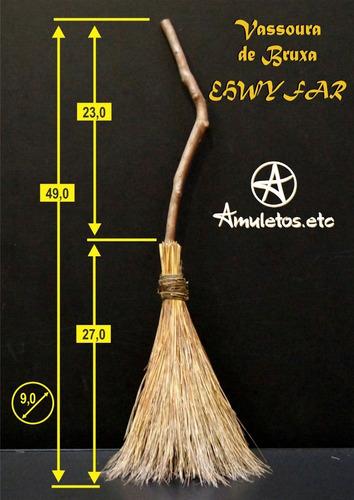 vassoura de bruxa ehwyfar