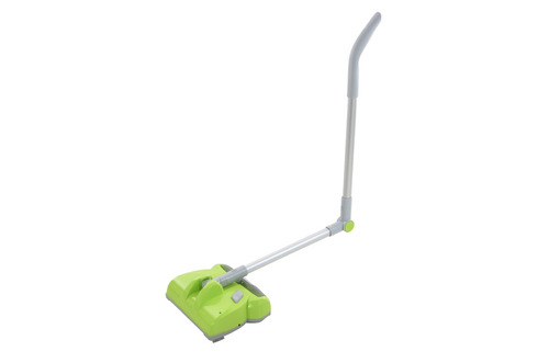 vassoura elétrica articulável sweeper - home up