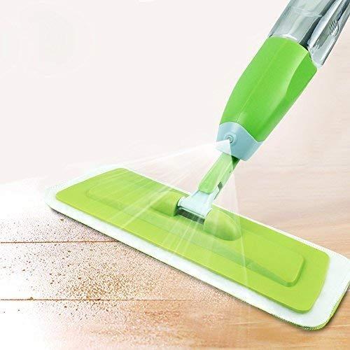 vassoura magica esfregao spray mop rodo reservatorio