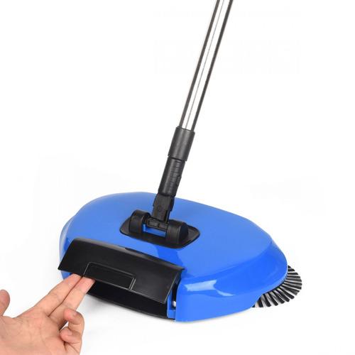 vassoura mágica sweeper feiticeira perfect dobrável 3x1