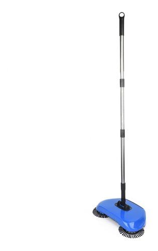 vassoura mágica sweeper perfect dobrável 3x1