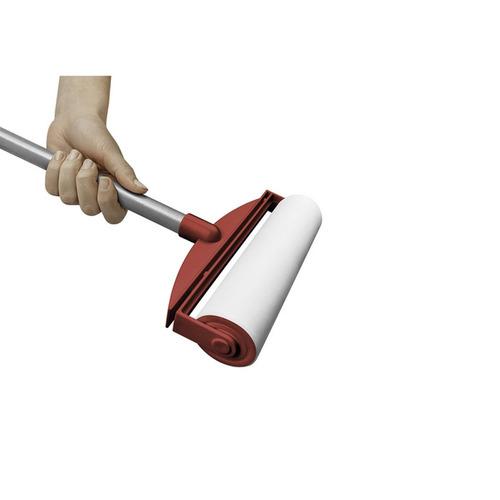 vassoura rodo rolo adesivo limpeza chão pelos cães cachorro