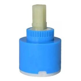 Vástago O Cartucho De Plastico Pvc 35mm Para Griferia 3 Und