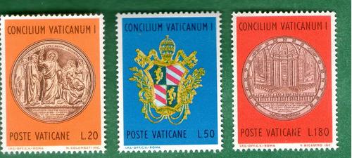 vaticano - concilio vaticano i