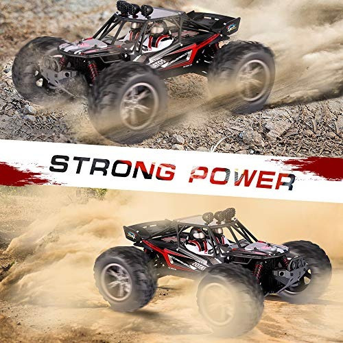 vatos 112 rc truks off road coches de control remoto recarga