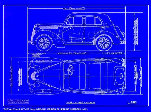 vauxhall ten modelo raro - não chevrolet ford hot rod street