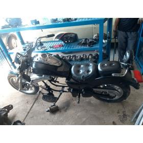 Vblade Sucata Custon Chopper Café Racer Scrambler Bobber
