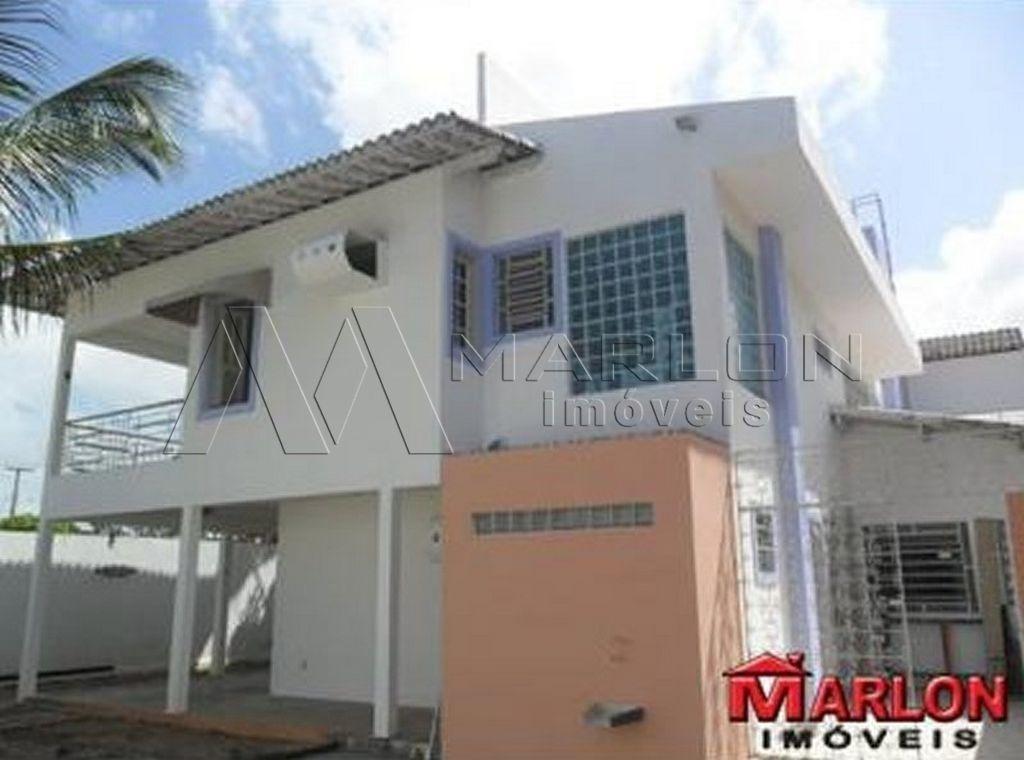 vc00151 excelente casa duplex em capim macio