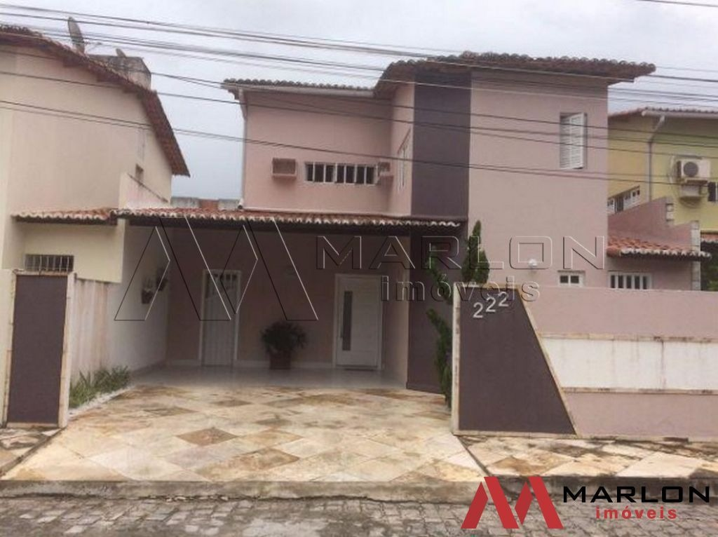 vc01040 casa condomínio andorra em nova parnamirim