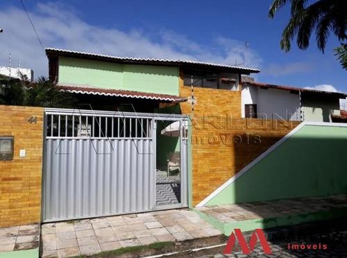 vc01136 casa com piscina  em nova parnamirim