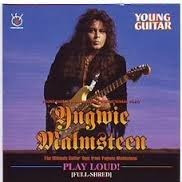 vcd yngwie malmsteen young guitar - japao