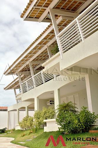 vcp00351 casa condominio oasis em pirangi