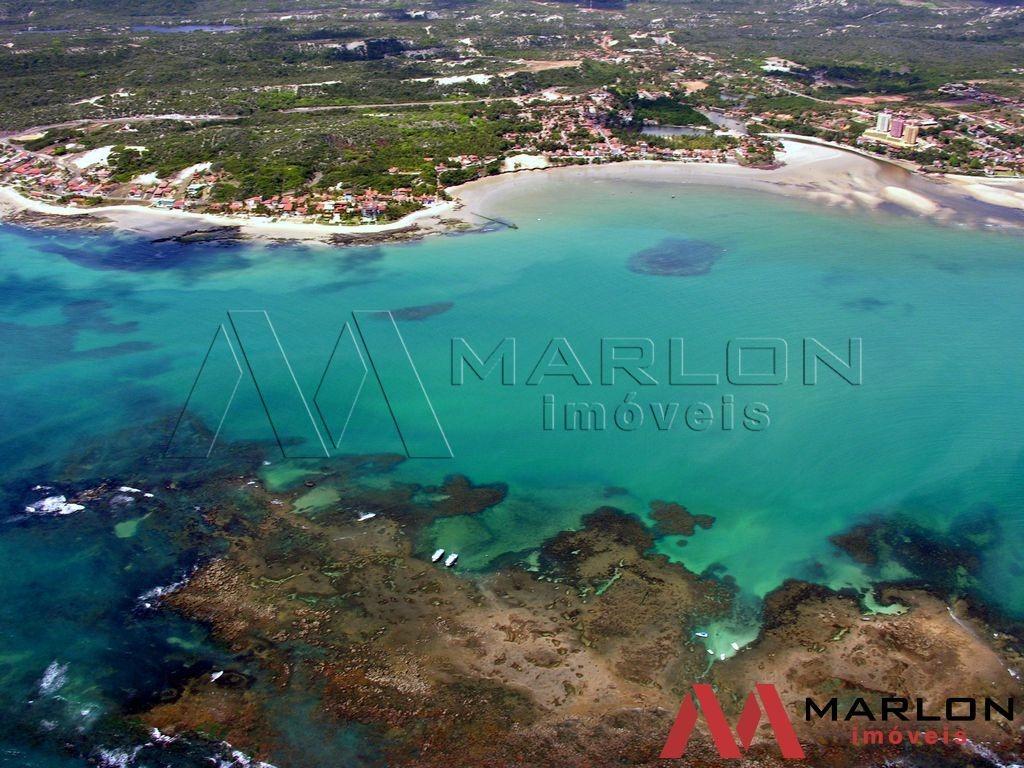 vcp00415,casa praia pirangi 4/4(3 stes), 300m²  visão p/ mar