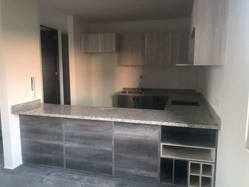 vd-17007 departamentos en venta en torre vía terre en dzodzil norte