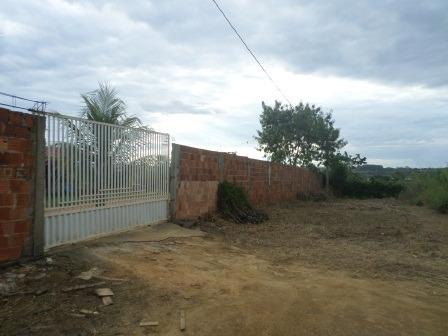 vd lote 1792m² núcleo rural alexandre gusmão - brazlândia