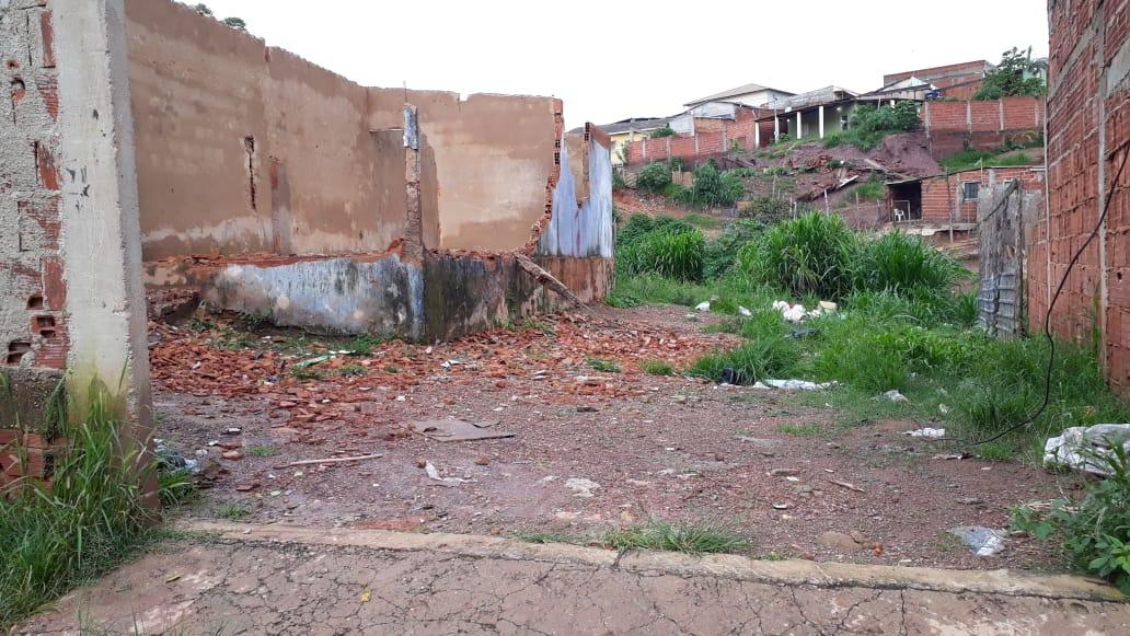 vd lote 800m² próx. taguapark vila são josé vp df