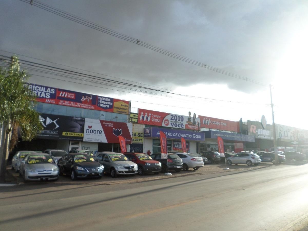 vd lt comercial 940m² - av marginal rua 12 vicente pires -df