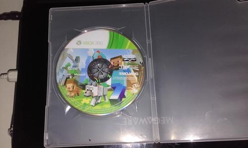 vdo 2 dvd de video game x-box 360/ minegraft e jogos verozes
