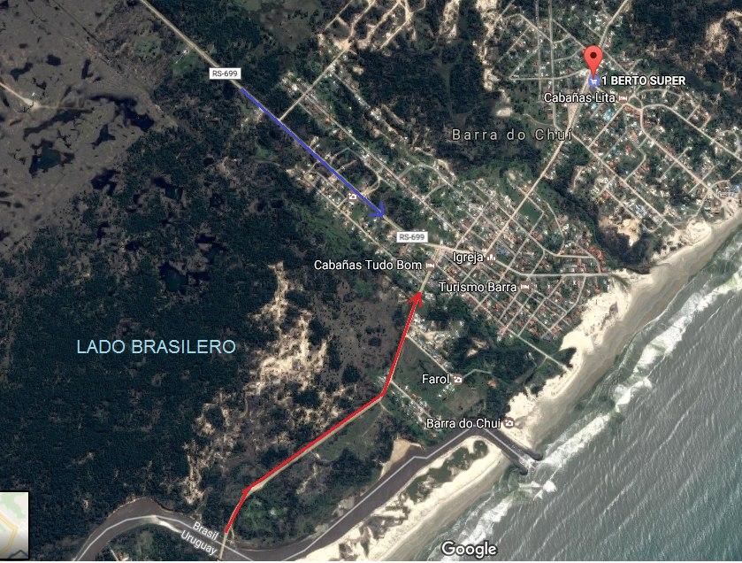 vdo. 5 casas. barra brasil u$s65.000