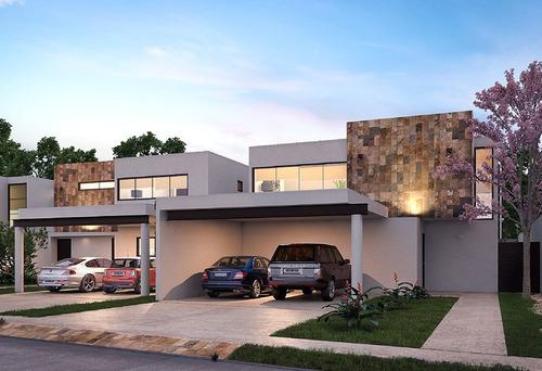 vdr-17015 residencia en venta en privada abedules parque central mod amenia