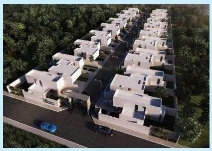 vdr-17031 funcional casa en venta en privada 34 en fco de montejo mod. solano