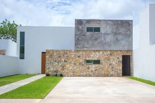 vdr-17056 magnìficia casa en venta en chactè residencial en dzitya modelo a