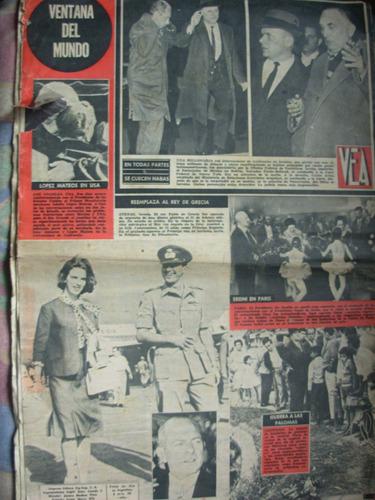 vea nº 1296 27 de febrero de 1964 andacollo vivio su milagro