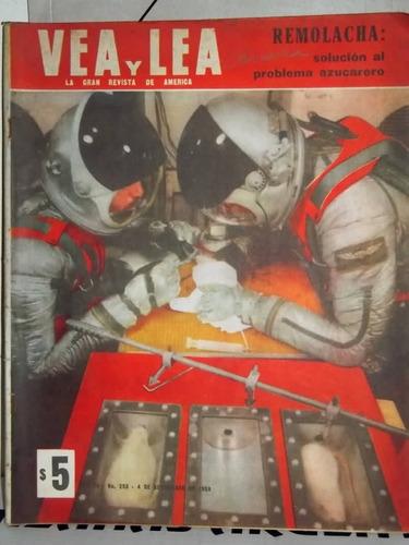 vea y lea.la gran revista de américa.4 sepiembre.1958