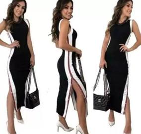 9e53703fcf Blusa Com Fenda Do Lado no Mercado Livre Brasil