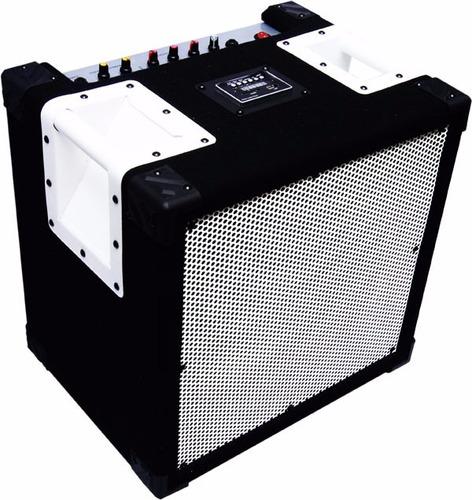 vecctronica:nuevo amplificador para guitarra, bajo electrico