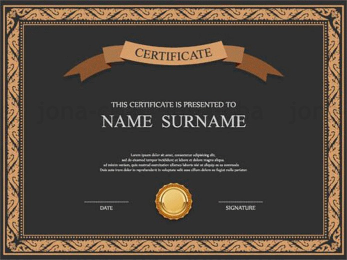 vectores de diplomas certificados para editar mas de 500 79 00