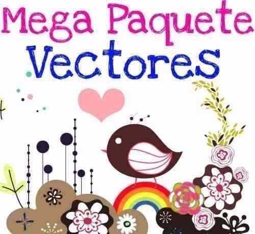 vectores mega pack 11 mil diseños 13gb sublimacion 2x1