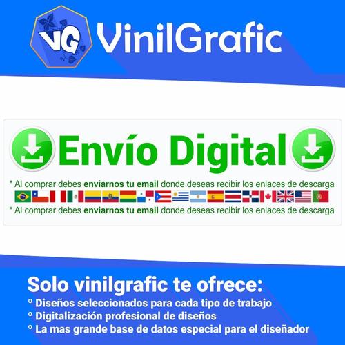 vectores para rotulados adhesivos vinilos vehiculos letras