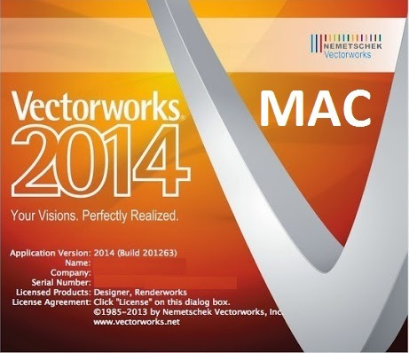 vectorworks designer 2014 mac os x  ¡mavericks compatible!