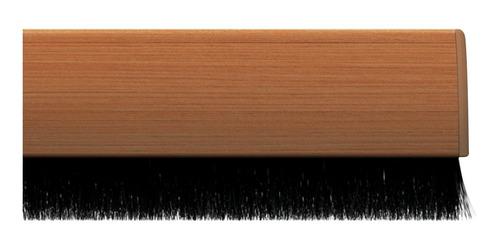 veda porta adesivo universal comfortdoor 80cm marrom claro