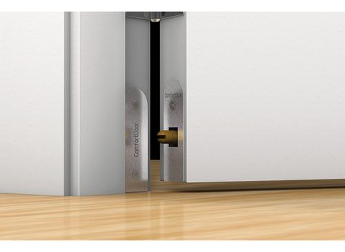 veda porta automático contra insetos água comfortdoor 102 cm