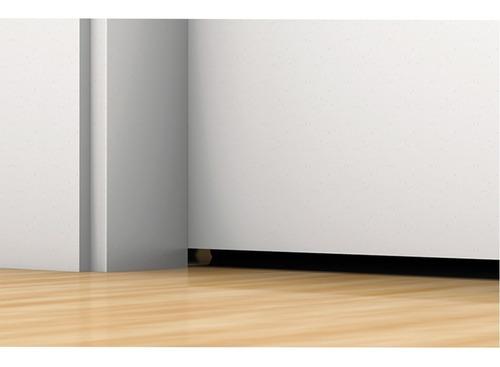 veda porta automático proteção acústica 102 cm comfortdoor