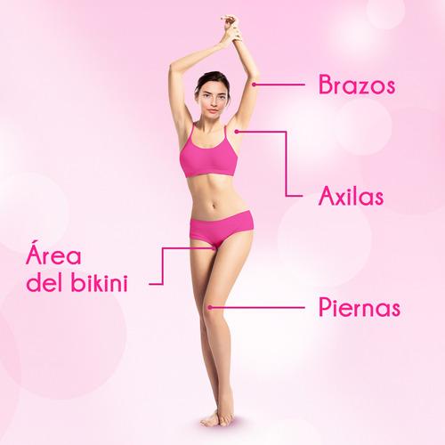 veet crema depilatoria corporal para la ducha piel normal