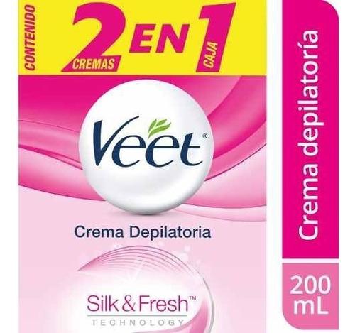veet crema piel normal 100 ml 2 en 1