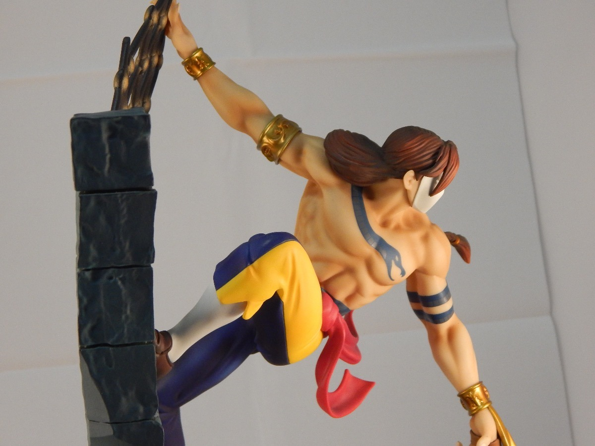 Vega Ultra Street Fighter Iv Tsume Arts R 145000 Em Art Carregando Zoom