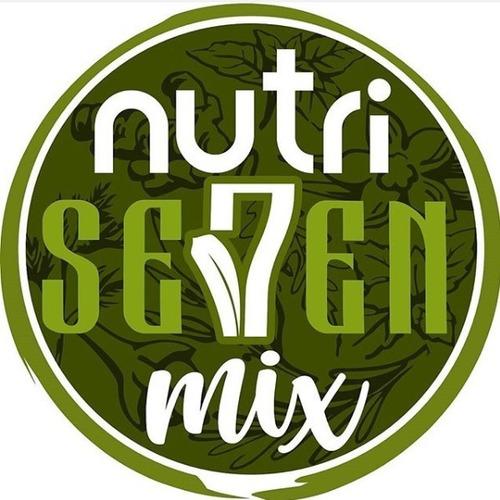 vegano 100% complemento alimenticio en polvo -nutri 7 mix