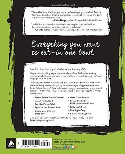 vegano ataque tazón !: más de 100 comidas en un solo plato l